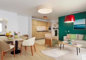 boa design Architecte d'intérieur de résidences sénior