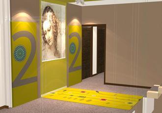 concept d'espaces little palace paris boa design
