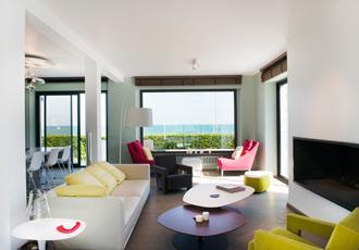 résidence vacances hôtellerie décoration boa design