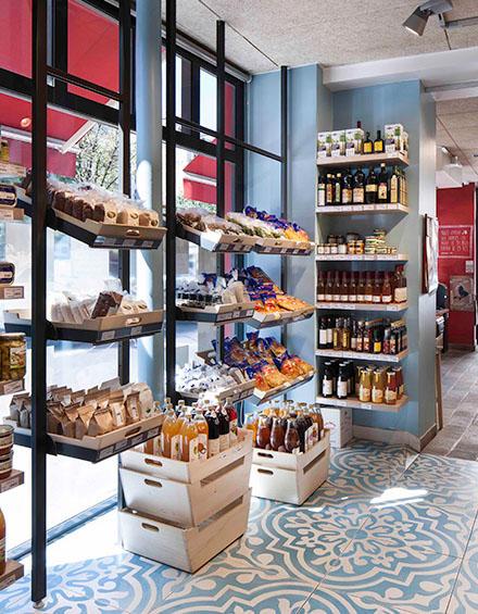 design d'espaces retail boa design architecture intérieure