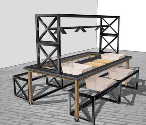 boa design création espace retail architecture intérieure