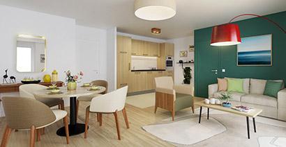 boa design architecture intérieure de résidences senior