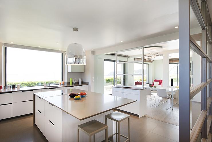 résidence vacances conception d'espace boa design architecture intérieure